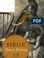 Siege 13 | Short Stories by Tamas Dobozy