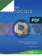 Laboratory protocols