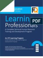 Learning Professionals Program