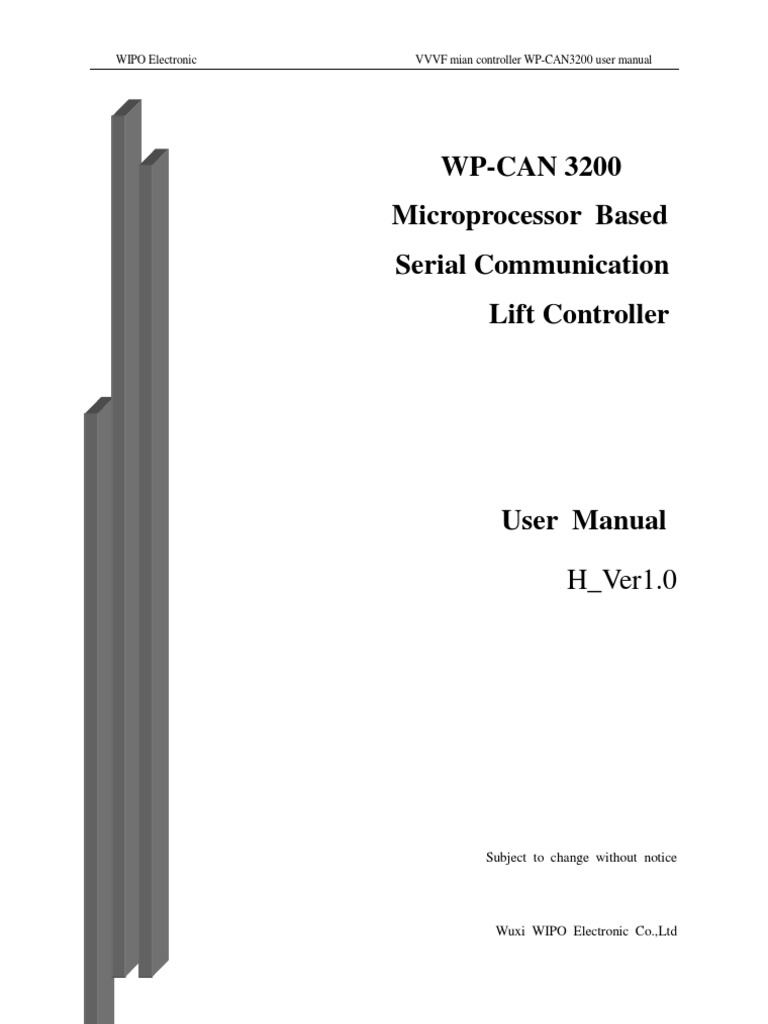 zxk can3200 user manual v1 0 elevator power supply rh scribd com
