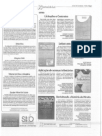 OAB/RS Mídia Impressa 16/10/2012