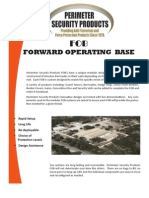 Forwarding Operating Base (FOB)