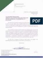 Respuesta Josefina Buxade