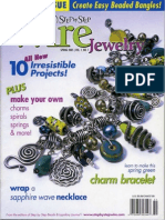 Step by Step Wire Jewelry Vol.1 No1