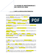 1-ESPAÑA ANTE LA REVOLUCIÓN FRANCESA