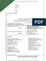 PFAW / Samuelson Clinic Amicus Brief (Jewel v. NSA)
