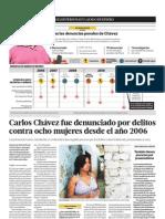 Las Denuncias de Carlos Chavez