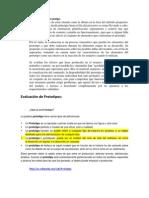 Evaluacion de Prototipos - Bibliogarfias