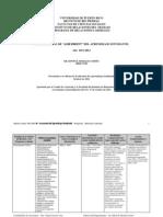 Informe Anual de Assessment - Relaciones Laborales