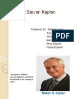 Robert Steven Kaplan Final