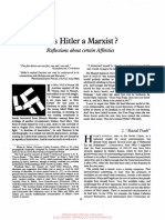 Was Hitler a Marxist