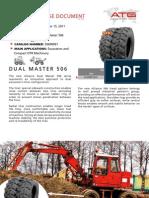G-279 315_80R 22.5 - Dual Master 506-1