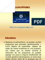 Polimorfismo,Clases Abstractas e Interfaces en java