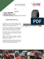 G-309 425_55R 17 - Design Lawn Master 221