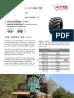 G-318 57x34.00-25  Design FORESTAR 344