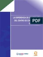 La experiencia de constitución del Centro de Competitividad Ayacucho