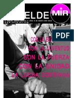 El Rebelde Ed. Especial Aniversario - Agosto 2006