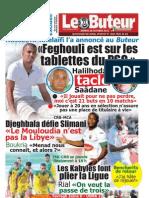 LE BUTEUR PDF du 20//10/2012