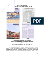 Arakan Post Monthly Journal (Iiuse 11 November 2006 & 12 January 2006)