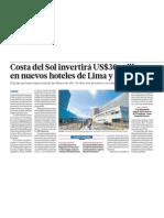 Cadena Costa Del Sol y Sus Inversiones