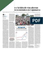 Conflicto Social Cajamarca