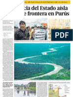 Conflicto Social en Los Purus