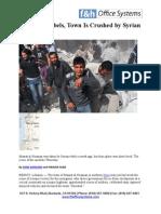 New Syrian army policy