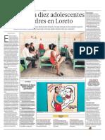 Loreto y Sus Problemas Sociales
