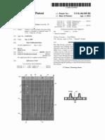 Mud flap (US patent 8146949)