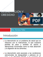 Desnutricion y Obesidad