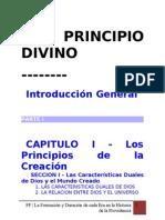 El Principio Divino - Texto Oficial a Color c