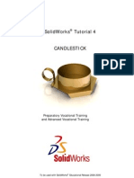 SolidWorks Tutorial04 Candlesticks English 08 LR