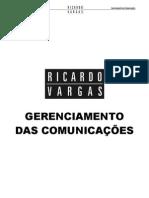 Plano de Gerenciamento das Comunicações - Projeto Novas Fronteiras