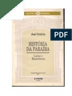 História da Paraíba - José Octávio