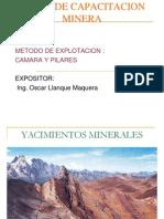 Exposicion Camaras y Pilares-2003