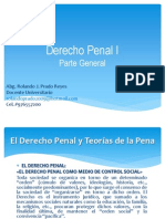 Derecho Penal Parte General I