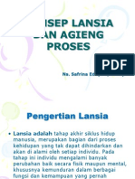 Aging Proses