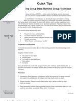 Tip Sheet 3