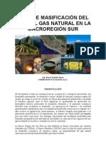 Plan de Masificacion Del Uso Del Gas Natural en La Macroregion Sur[1]