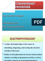 Electrophysiology Procedure