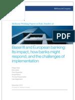 26 Basel III and European Banking
