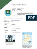 Profil Kabupaten Lamongan