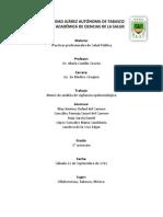 Tabla de Practicas de Salud Pública 29.09.12