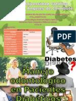 Farmacoterapia en Pacientes HTA, Asmaticos y Diabeticos