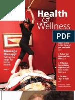 Health and Wellness - 2009