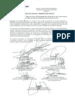 Manual Unico de Procedimientos Spa
