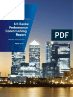 Financial Service UK Banks Performance Benchmarking Report HY Results 2011