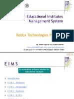 About E I M S- Concept_College