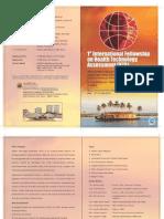 HealthTA Brochure and Registration Form