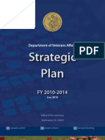 VA 2010 2014 Strategic Plan